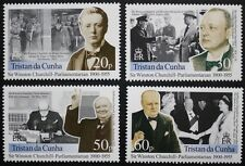 Centenary of Sir Winston Churchill's election to Parliament stamps, Ref: 696-699