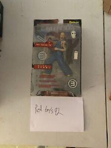 2001 Eminem Slim Shady Action Figure Toy Chainsaw Art Asylum