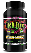HellFire Fat Burner By Innovative Laboratories [90 Caps]