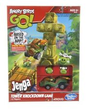 NEW OFFICIAL ANGRY BIRDS GO JENGA TOWER KNOCKDOWN GAME ANGRY BIRD
