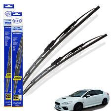 "Subaru WRX 2014-on alca UNIVERSAL windscreen wiper blades 26"" 16"""