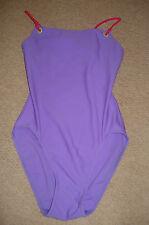 George Purple Swimsuit Size 10