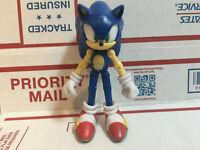 """Sonic The Hedgehog Jazwares Original Modern 3"""" Inch Figure Rare Sega"""