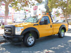 2011 Ford F-250 SD  2011 Ford F-250 SD Utility Work Truck A/T Tow Tommy Lift Gate 6.2L V8 bidadoo
