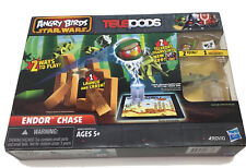 One Angry Birds Star Wars Telepods, Endor Chase, NEW Complete in Box