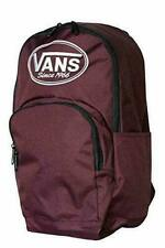 NWT VANS Off The Wall ALUMNI II BACKPACK Travel Gym School Bag PORT WHITE $55