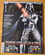 Revue Ciné Live n°90, mai 2005, Star Wars épisode III La revanche des Siths...
