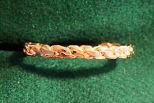 94 Golden Chain Sergio Lub Bracelet
