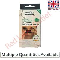 Charcoal Nose Pore Strips Remove Blackhead and Unclog Pores for Deep Cleansing