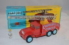 Corgi Toys 1121 Chipperfields Circus Crane excellent plus in a super box