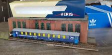 Heris  Voiture restaurant sncb nmbs 30 jaar modelspoorvrienden Brugge
