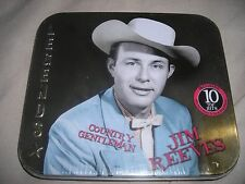 New Country Gentleman American Legends Jim Reeves CD 50s Nashville music 10 hits