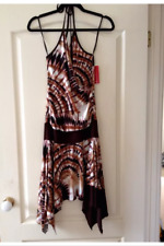 MAJESSTIC Hippie Pixie Tie dye Dress *NEW* Size 8/10 RRP$135 Australian Made