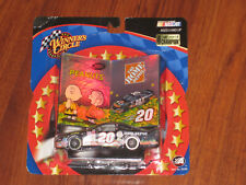 Tony Stewart #20 1/43 Winners Circle 2002 Home Depot Peanuts Charlie Brown  NEW!