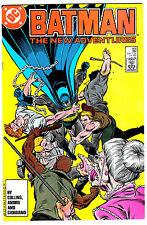 BATMAN #409 (NM-) Origin of JASON TODD (ROBIN) Copper-Age DC 1987 Ross Andru Art