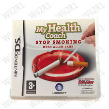 Stop Smoking with Allen Carr for DS DSi DS Lite 3DS XL Alan Car *1ST CLASS POST*