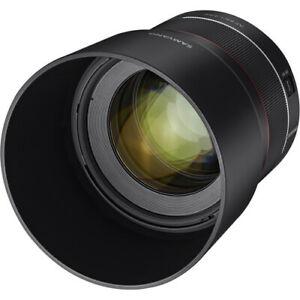 Samyang 85mm F1.4 AF RF Mount Lens