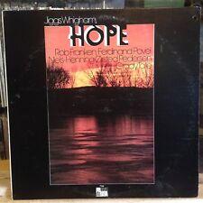 [Soul/Jazz] ~ NM/EXC LP ~ Whigham ~ Hoffnung ~ [Original 1982 ~ Pausa ~ Ausgabe]