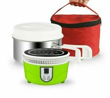 Mini Induction Cooker Home Office Portable Cooking Pot Electromagnetic Stove Set