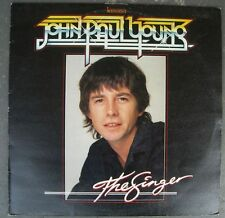 JOHN PAUL YOUNG LP JPY COUNTDOWN 1981 THE SINGER - Groovin' Magic Carpet Ride