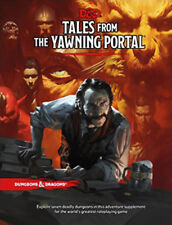 Dungeons & Dragons Tales from the Yawning Portal Adventure NEW