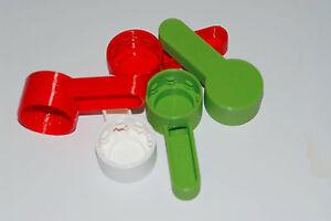 Green water Bottle Drinker x2 Chicken Bird animal water trough FDA FOOD APPROVED