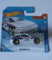 '88 Honda CR-X Hot Wheels 2020 Case E Honda 5/5 Mattel