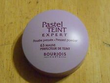 1 Bourjois Pastel Teint Essential Pressed Powder 63 Mauve unsealed