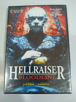Hellraiser Bloodline Alan Smithee - DVD Regione 2 Spagnolo Inglese