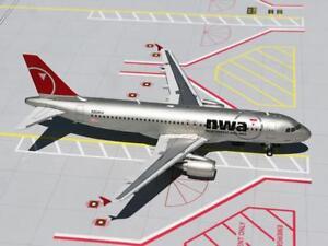 Northwest Airlines Airbus A320 N354NW Gemini Jets G2NWA080 Scale 1:200