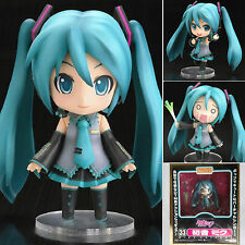 JP Anime VOCALOID Hatsune Miku Toy Figure Figurine Changeable Face Children Gift