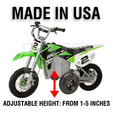 RAZOR SX500 500 SX -  KIDS YOUTH TRAINING WHEELS ONLY motorcycle ALL YEARS