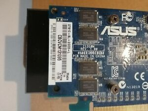 ASUS NVIDIA GEFORCE GT 610 2 GB SL-2GD3-L Silent