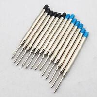 Kugelschreiberminen Großraumminen Metall blau/schwarz  System-424