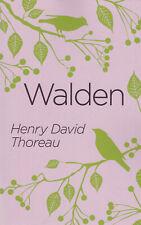 Walden by Henry John Thoreau, New Paperback Book