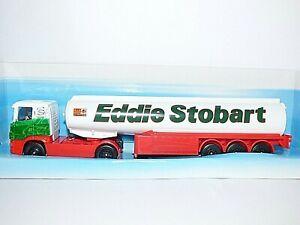Corgi Scania R-Line Series Tanker Truck Eddie Stobart
