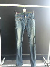 "Nudie Jeans Thin Finn ""Clean Steel"" W28 L32"