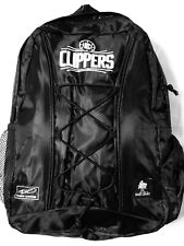 "NEW LA Clippers Black Backpack Kawhi Leonard / Size: 13"" LIMITED EDITION"