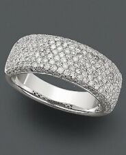Round Cz Solid 925 Sterling Silver Ring Promise Ring RSG 371