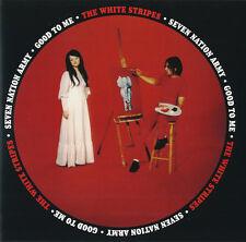"WHITE STRIPES 'Seven Nation Army 7"" jack elephant lp meg raconteurs Soccer vinyl"