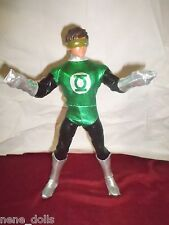 GREEN LANTERN METALIC DOLL CLOTHING SET FOR KEN MAX STEEL OTHER 1/6 MALE FIGURES