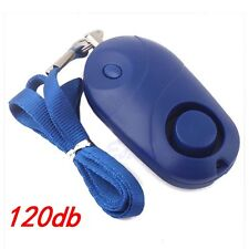 Electronic Plastic Personal Security Anti-theft Alarm Safety Guard Siren Light