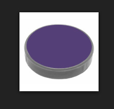 Grimas Puro Color De Agua Profesional Pintura Cara 25 Ml 601-Púrpura