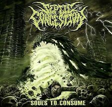 SEPTIC CONGESTION - Souls To Consume Guttural Slug Extermination Dismemberment