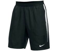 "NWT NIKE Mens' Dri-Fit Court NKCT Dry 9"" Shorts 840168 012 Black Size XL"