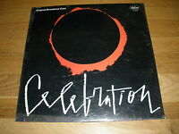 CELEBRATION original broadway cast LP Record - Sealed