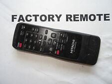 Hitachi Vt-Rm4410A Vcr/Tv Remote Control + Tested + Fast Shipping + Ome