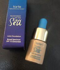 Tarte rainforest of the sea Water Foundation 275 light-medium sand 5 ml/ 0.17oz