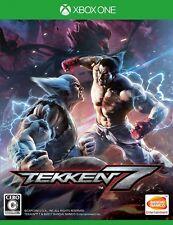 New Xbox One Tekken 7 Japan FYK-00001 4549576075761 Free Shipping EMS
