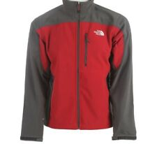 The north Face Apex Bionic Jacket (XXL) Ciclismo Rojo/Asfalto Gris